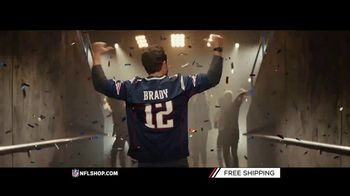 NFL Shop TV Spot, 'AFC Champs: Patriots' - 87 commercial airings