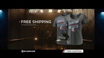 NFL Shop TV Spot, 'AFC Champs: Patriots' - Thumbnail 10