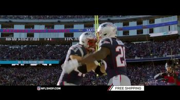 NFL Shop TV Spot, 'AFC Champs: Patriots' - Thumbnail 2