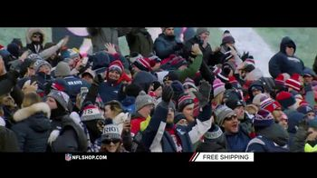 NFL Shop TV Spot, 'AFC Champs: Patriots' - Thumbnail 8