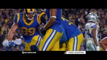 NFL Shop TV Spot, 'NFC Champs: Rams' - Thumbnail 1