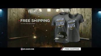 NFL Shop TV Spot, 'NFC Champs: Rams' - Thumbnail 10