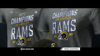 NFL Shop TV Spot, 'NFC Champs: Rams' - Thumbnail 4