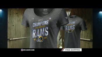 NFL Shop TV Spot, 'NFC Champs: Rams' - Thumbnail 6