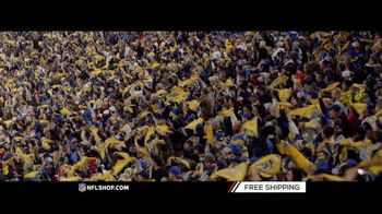 NFL Shop TV Spot, 'NFC Champs: Rams' - Thumbnail 8