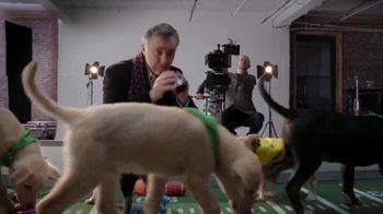 GEICO TV Spot, 'Animal Planet: Directing the Puppy Bowl Easy' - Thumbnail 4