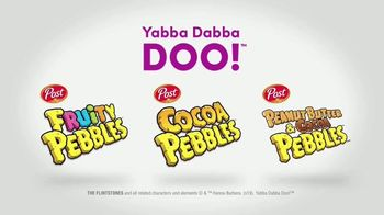 Pebbles Cereal TV Spot, 'Disney Channel: Yabba Dabba' Song by Le Tigre - Thumbnail 9