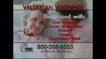 The Sentinel Group TV Spot, 'Valsartan Blood Pressure Medication' - Thumbnail 3