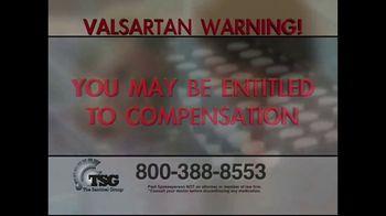 The Sentinel Group TV Spot, 'Valsartan Blood Pressure Medication' - Thumbnail 4