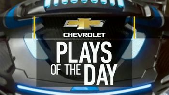 Chevrolet TV Spot, 'FOX Sports: Plays of the Day: Rams vs. Saints' [T1] - Thumbnail 2
