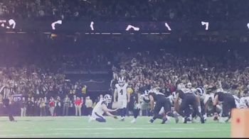 Chevrolet TV Spot, 'FOX Sports: Plays of the Day: Rams vs. Saints' [T1] - Thumbnail 8