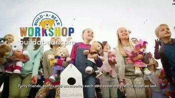 Build-A-Bear Workshop Jason Mraz Bear and CD Album Gift Set TV Spot, 'Experience the Fun' - Thumbnail 9
