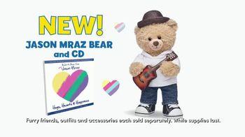 Build-A-Bear Workshop Jason Mraz Bear and CD Album Gift Set TV Spot, 'Experience the Fun' - Thumbnail 7