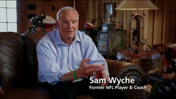 U.S. Department of Health and Human Services TV Spot, 'Heart Transplant' Featuring Sam Wyche - Thumbnail 1