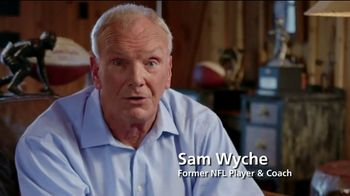 U.S. Department of Health and Human Services TV Spot, 'Heart Transplant' Featuring Sam Wyche - Thumbnail 2