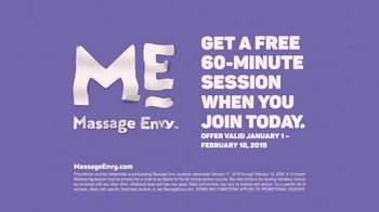 Massage Envy TV Spot, 'Keep Your Body Working: Sit Down' - Thumbnail 7