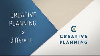 Creative Planning TV Spot, 'Customizing'