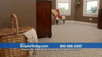 Empire Today 75 Percent Off Sale TV Spot, 'Save Big on Beautiful New Floors' - Thumbnail 7