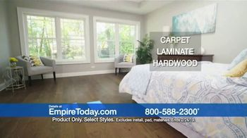 Empire Today 75 Percent Off Sale TV Spot, 'Save Big on Beautiful New Floors' - Thumbnail 8