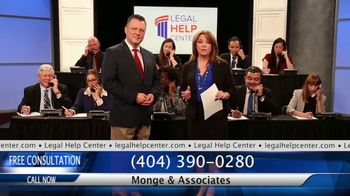 Legal Help Center TV Spot, 'Who Should Be Calling'