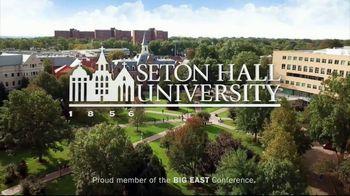 Seton Hall University TV Spot, 'What Great Minds Can Do' - Thumbnail 6