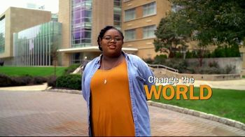 Seton Hall University TV Spot, 'What Great Minds Can Do'