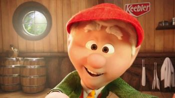 Keebler TV Spot, 'How Does Keebler Make Perfectly Fudgy Fudge Cookies?