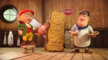 Keebler TV Spot, 'How Does Keebler Make Perfectly Fudgy Fudge Cookies? - Thumbnail 7