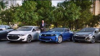 Chevrolet TV Spot, 'Siete autos excelentes' [Spanish] [T2] - Thumbnail 3