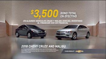 Chevrolet TV Spot, 'Siete autos excelentes' [Spanish] [T2] - Thumbnail 5