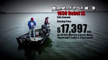 Lund Boats 1650 Rebel XL TV Spot, 'True to Tradition' - Thumbnail 7