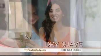 Finishing Touch Flawless Body TV Spot, 'A Better Way to Shave' - Thumbnail 4