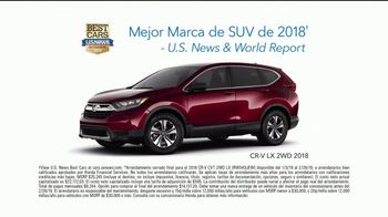 2018 Honda CR-V TV Spot, 'Momentos de ayuda: Food Bank' [Spanish] [T2] - Thumbnail 8