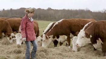 Beef. It's What's For Dinner TV Spot, 'Ask a Farmer: Bobbi Dunn'