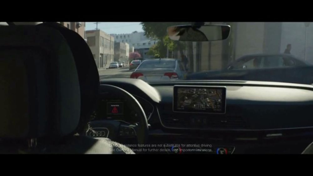 2019 Audi Q7 Tv Commercial Confidence In Chaos Traffic T2