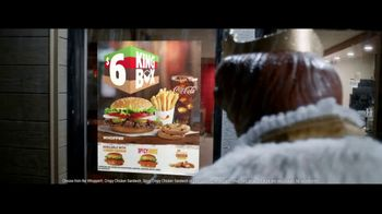Burger King $6 King Box TV Spot, 'All By Yourself' Song by Eric Carmen