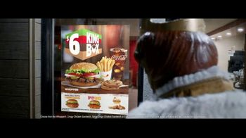 Burger King $6 King Box TV Spot, 'All By Yourself' Song by Eric Carmen - Thumbnail 7