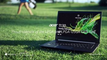 Microsoft Windows TV Spot, 'Definition of Power: LPGA' Featuring Sandra Gal - Thumbnail 9