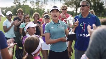 LPGA TV Spot, 'LPGA Women's Network: More Than You Think' Featuring Lyida Ko - Thumbnail 1