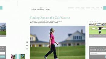 LPGA TV Spot, 'LPGA Women's Network: More Than You Think' Featuring Lyida Ko - Thumbnail 9
