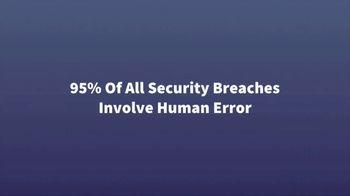 Mimecast TV Spot, 'Defend Against Human Error' Featuring Kyle Van Noy - Thumbnail 1