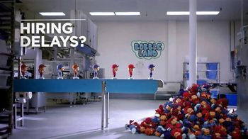 ZipRecruiter TV Spot, 'Bobble Heads'