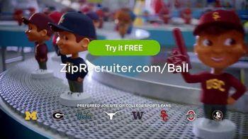 ZipRecruiter TV Spot, 'Bobble Heads' - Thumbnail 10