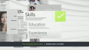 ZipRecruiter TV Spot, 'Bobble Heads' - Thumbnail 6
