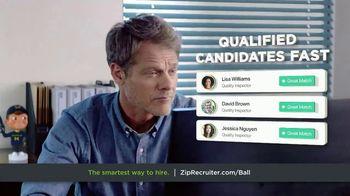 ZipRecruiter TV Spot, 'Bobble Heads' - Thumbnail 8