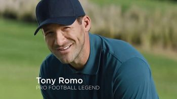 SKECHERS GO GOLF TV Spot, 'Smooth Jazz' Featuring Tony Romo - 960 commercial airings