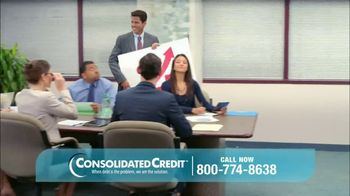 Consolidated Credit Counseling Services TV Spot, 'Presentation' - Thumbnail 1