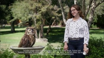 America's Best Contacts and Eyeglasses NY Fashion Designer Event TV Spot, 'Bird Bath' - Thumbnail 6