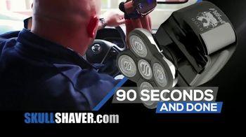 Skull Shaver Pitbull TV Spot, '2019 Super Bowl' - Thumbnail 2