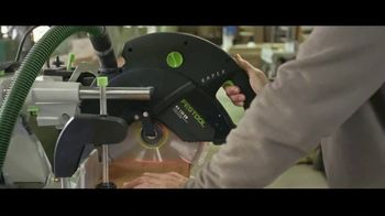 Festool TV Spot, 'Since 1925' - Thumbnail 3